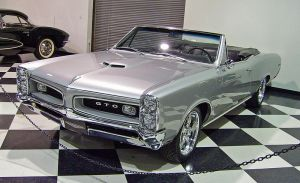 Silver GTO by DarkWizard83