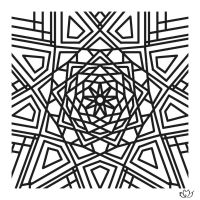 Structure 2-4 Coloring page by AleLMT