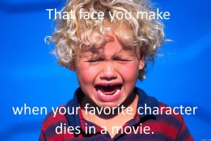 Favorite Character's Death by Jocy-Chick