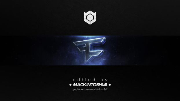 Layout Youtube - Faze Clan by Mackintosh141