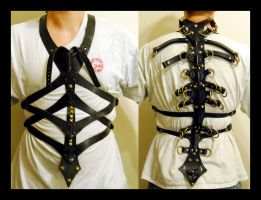 Body Harness 2 by manwithashadow
