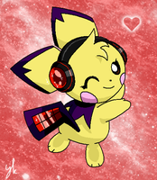 Vocaloid chu by Niekkk
