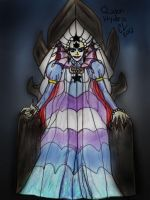 Evil Queen Hydra by allanimerules1