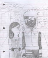 Kakashi's birthday..Going out by priala-sempai
