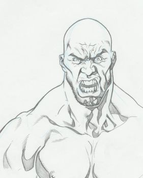 Bald dudes are angered easily by Redmasker