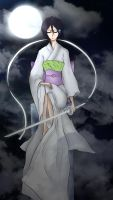 Rukia: Sode no Shirayuki by Rawgraphite