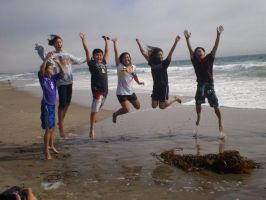 Jumping Picture 1 by mik3andik3xD