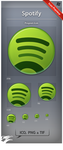 Icon Spotify by ncrow