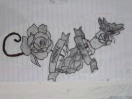drawing by 6death6stars6
