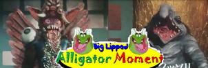 Shaider's Big Lipped Alligator Moment by tanlisette