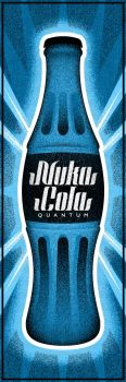Fallout - Nuka Cola Quantum by FabledCreative