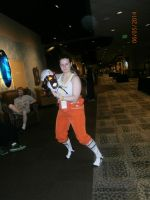 Chell 1 by enterprisedavid