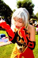 Freyjadour Cosplay - Suikoden by yaichino