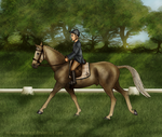 OHHT 2014 - EAE Palnackie Princeling - ODE DR by ElreniaGreenleaf