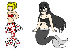 Analogue: A Hate Story Mermaids by Captainface