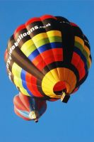 16th Hot Air Balloon Fiesta by caturs