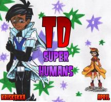 Total drama Superhuman 4 by Kriskekka