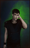 Liam by MSilenceART