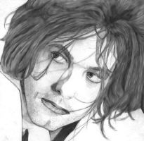 Robert Smith by MiliaTimmain