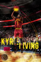 Kyrie Irving iPhone/Android Wallpaper by PJosull
