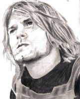 Kurt Cobain by Orion12212012