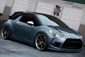Citroen DS3 by WillCarDesign