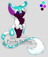 Perolis Felidae Adopt 2 -CLOSED- by purelyadoptable