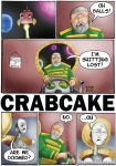 Crabcake 1 - Page 1 by Metal-Truncator