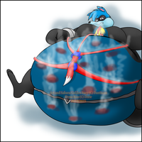GFT-Stress Ball Aftermath by dantiscus