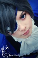 Ciel Phantomhive  - Adorable. by Millahwood