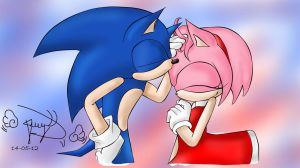 Sonamy:Just a Little Kiss by Tanyhey