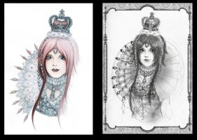Trinity Blood by HosomiAme
