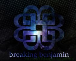 Breaking Benjamin Logo Art by Pariah73