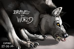 Brave New World- relaunch. by UPB