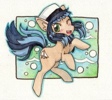 Marina Watercolour by SilkenCat