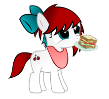 Gonna eat some of this... by Vinyl-unheart