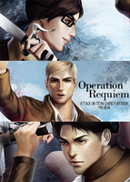 Attack on Titan: Operation Requiem Artbook preview by MeTaa