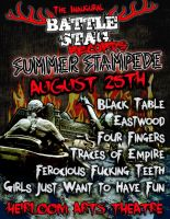 The Inaugural Battle Stag Records Summer Stampede by gotsubverted