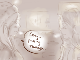 [Comic] Cold Winter Night [Panel 4~!] by Ask-JulchenB