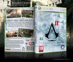 Assassin's Creed II Boxart by ewensimpson