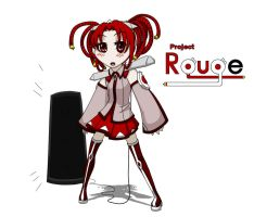 project ROUGE by Asparagusunited