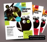 Fitness Flyer / Gym Flyer  PSD Template by satgur