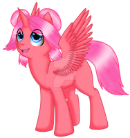 .:That one cute filly I love:. by Midnight-Estelle