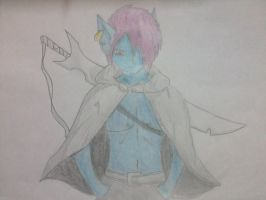 my new oc Nul by Naexuz