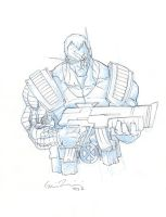 Cable by GavinMichelli