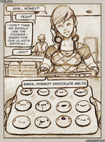 Chocolate Cookies. by lenneste