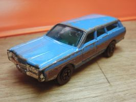 Ford Ltd Station Wagon by happymouse666