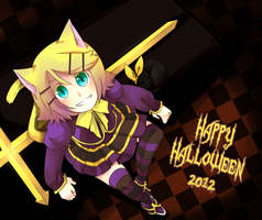 Happy Halloween! by phantato
