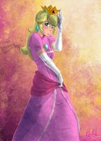 Princess from Another Castle by Ryan-Cole