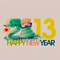 Happy New Year 2013 by InsomIA3